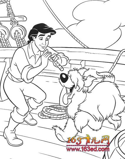 简笔画卡通小狗图片图片下载
