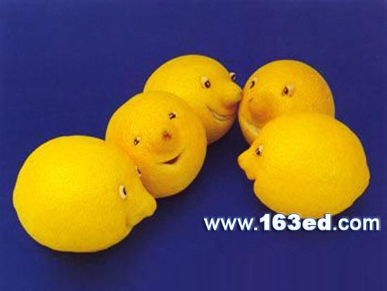 水果手工:柠檬小猪仔—儿童手工制作网